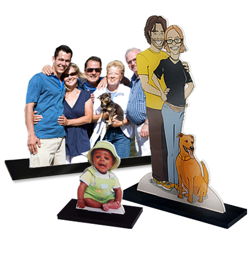 custom photo sculptures picture