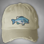 Embroidered Hats - Learn More