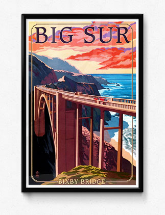 Vintage Travel Posters