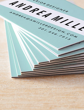 Modern Business Cards