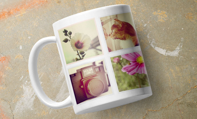 Create your own mugs and personalise by colour, design, or style.